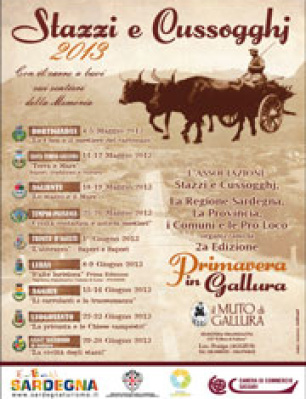 Stazzi e Cussògghj 2013 – II Edizione